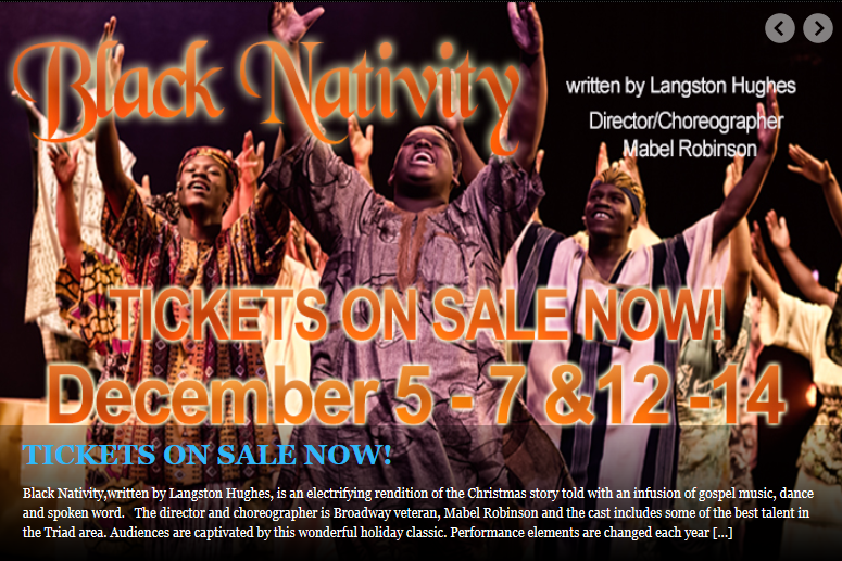 2014 Black Nativity