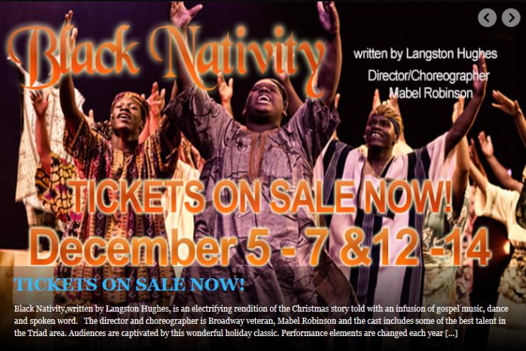 2014 Black Nativity