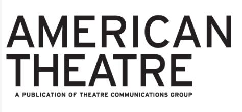american theatre mag logo