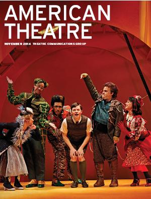Cover American Theatre